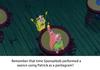 WTF moment from Spongebob