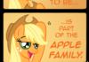 Dear Applejack Haters